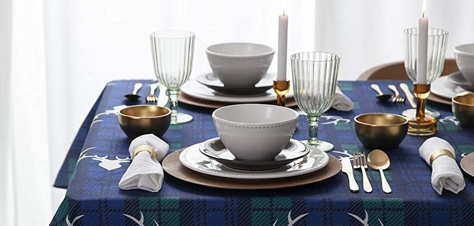 Stylish Christmas Day Tableware All Things Christmas Christmas Co Uk